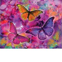 Great American Puzzle Factory Rainbow Orchid Morpheus 550 Piece puzzle - $37.98