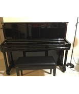 Kohler and Campbell Baby Grand Piano KMV-49SD With Bench - $5,000.00
