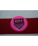 KISS - EXPO FRISBEE - ARMY SHIELD LOGO - $10.00