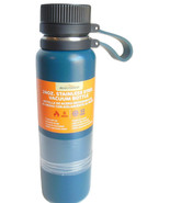 Adventuridge Stainless Steel Vacuum Bottle by Aldi Indoor Outdoor Use Co... - $18.50