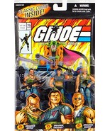 Gi Joe 3 Pack #75 Dreadnok Ripper , Thrasher , Buzzer - $130.19