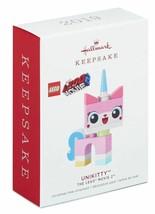 Hallmark  UniKitty  Lego Movie 2   2019 Keepsake Ornament - $16.20