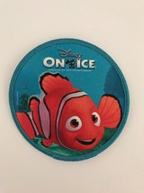 Kids Finding Nemo Disney on Ice Iron-on Sew-on Patch Boy Scout Girl Scou... - $9.87