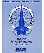 STAR FLEET COMMAND Game Operations Manual United Federation of Planets S... - $12.49