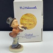 Goebel MJ Hummel club figurine germany box coa 413 serenade hum 85/4/0 t... - $54.45
