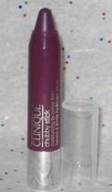 Clinique Chubby Stick Moisturizing Lip Colour Balm in Voluptuous Violet ... - $8.50