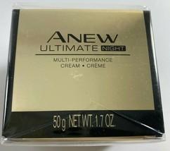 New Avon ANEW Ultimate Night Multi Performance Cream 1.7 oz  SEALED - $19.75