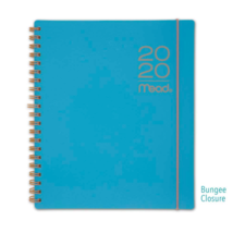 "MEAD 2020 Planner, Weekly Monthly Calendar 8.5"" X 11"", Large Teal - $35.63"