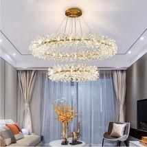 Luxury Creative Design Suspension Chandelier Crystal Lamp Dining Room LE... - $699.00+