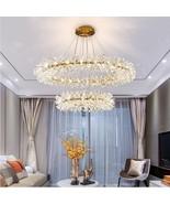 Luxury Creative Design Suspension Chandelier Crystal Lamp Dining Room LE... - $639.99+
