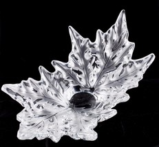 Lalique Champs Elysees Crystal Bowl Clear Color Retails for $3500 Great Deal! - $1,871.10