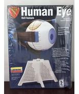 BRAND NEW LINDBERG HUMAN EYE #71336 PLASTIC KIT b12 - $14.03