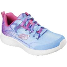 Skechers Women's Life in Color Walking Shoe Blue / Pink Size 6.5 #NG71K-168 - $54.99