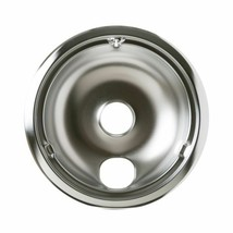 WB31K5025 GE 8 Inch Chrome Burner Bow Genuine OEM WB31K5025 - $12.40