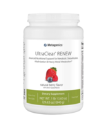 UltraClear RENEW - Natural Berry Flavor 1 lb 13.63 oz (840 g) Metagenics - $123.75