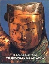Treasures from the Bronze Age China Exhibition 1980 Catalog Brochures Po... - $24.75