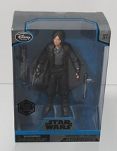 Star Wars Sergeant Jyn Erso Elite Series Die Cast Action Figure - 6 Inc... - $14.85