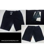 Jones New York Women's Navy Blue Shorts NWT SZ 20 Stretch - $15.99