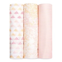 aden + anais Silky Soft Metallic Swaddles Primr... - $57.12