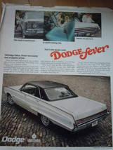 Dodge Fever '68 Dodge Polara Print Magazine Advertisement 1967 - $4.99