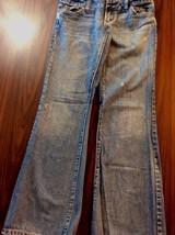 American Eagle Jeans Size 2 Short Favorite Boyfriend Blue  A722 - $12.86