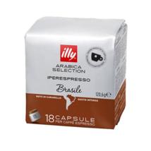 Illy Brazil Capsule Coffee 18EA 120.6g - $17.31