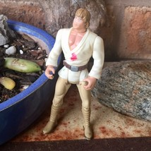 1996 Star Wars Action Figure, Luke Skywalker, K... - $5.94