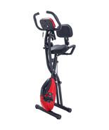 Home ExercisFolding Bike Fitness Equipment Upright & Recumbent X-Bike Wo... - $375.20