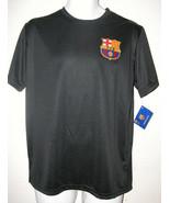 New Messi FCB Barcelona Soccer Jersey Shirt, Black Sz M Medium, U.S.A - $26.81