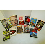 11 THRILLER Suspense paperback BOOK LOT Kubica, King, Crichton, White, M... - $5.99