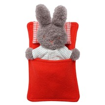 Manhattan Toy Little Nook Berry Bunny Stuffed Animal With Removable Cl - $33.99