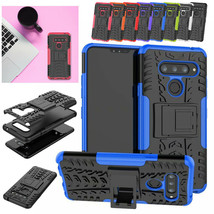 Military Protective Hybrid Shockproof Hard Heavy Duty Case Cover For LG ... - $13.60