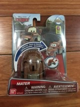 Bandai Hatch'n Disney Pixar Cars Mater Transforming Action Figure - $9.89