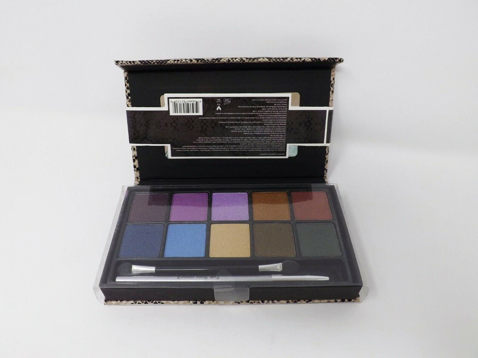 Profusion Stunning Eyes Shimmer 10 Color Eye Palette - New image 2