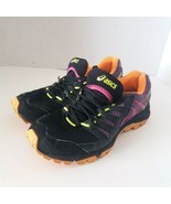 ASICS GEL-Fuji Attack 4 Women Trail Running Shoes Sz 6.5 - $17.82