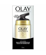 Olay Total Effects 7 in One Anti-Aging Moisturizer + Touch of Foundation... - $17.75