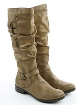 Womens White Mountain Ranger Knee High Boot - Mid Brown Burnished, Size 11 - £55.68 GBP
