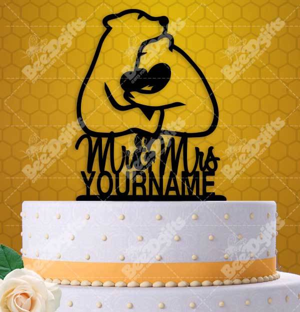 Bee3dgifts Cake Topper: 5 customer reviews and 245 listings