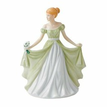 Royal Doulton Flower of the Month January Figurine - $98.99
