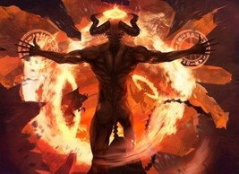 BECOME ONE WITH PAIMON SPELL! LET HIM HAVE YOUR SOUL! KEEP YOUR MIND! POWER! - $424.99