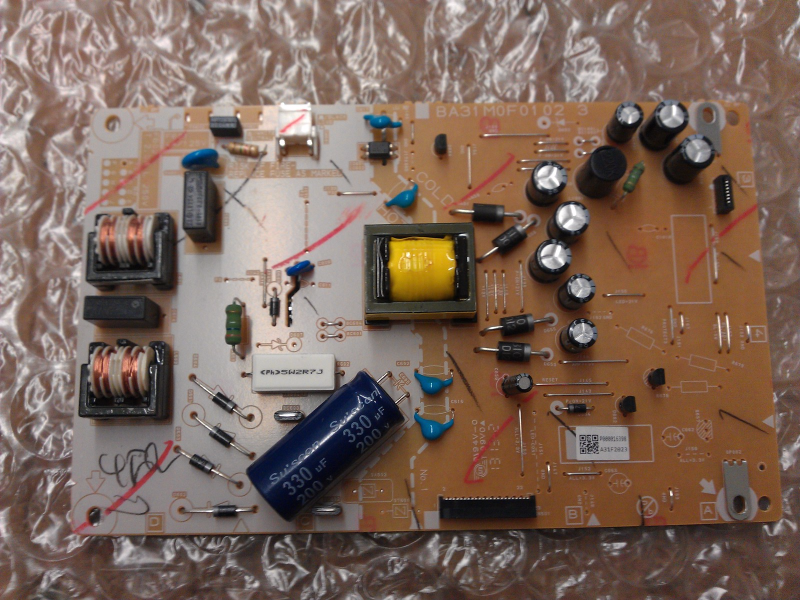 A31F2MPW-001 A32F2023 Power Supply Board From Philips 32PFL4508/F8 XA10 LCD TV