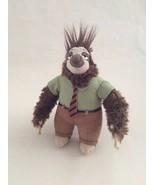 """DISNEY Zootopia FLASH THE SLOW DMV SLOTH 9"""" plush stuffed animal toy - $14.01"""
