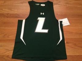 Under Armour Men's L Loyola Greyhounds Kick Track Singlet Jersey Running... - $24.50