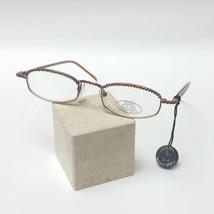 24055f47a8de JC Jimmy Crystal New York GL180 Swarovski Reading Glasses Smoked Topaz C...  -