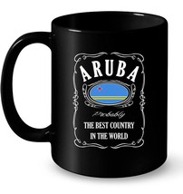 Aruba Flag Ceramic Mug - $13.99+