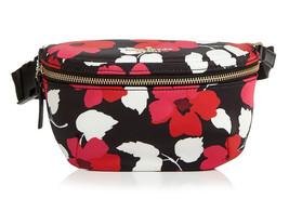 Kate Spade Nylon watson lane betty Belt Bag Fanny Pack Crossbody Floral ... - £82.53 GBP