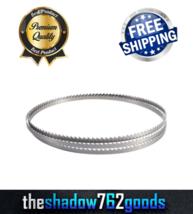 Band Saw Blade 62 In. X 3/8 in Carbon Steel Cutting Metal 18 Teeth Per I... - $14.74