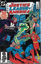 Justice League of America Comic Book #237, DC Comics 1985 NEAR MINT NEW ... - $5.94