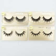 Visofree® 4 Pairs/lot Faux Mink Lashes Handmade False 3D Eyelashes Strip - $6.68