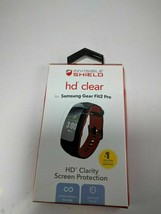 ZAGG Invisible Shield HD Clear Screen Protector for Samsung Gear Fit2 Pro - $5.89